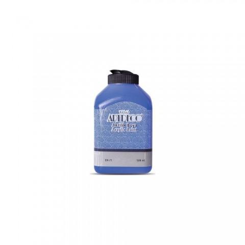 Artdeco Akrilik Ahşap Boyası 500Ml 3013 Ultramarine