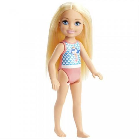 Barbie Chelsea Tatilde Bebek