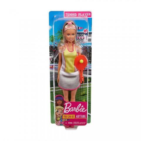 Barbie Kariyer Bebekler Tenisci