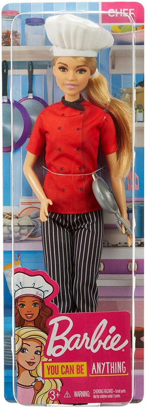 Barbie Kariyer Bebekleri Fxn99 - Aşçı