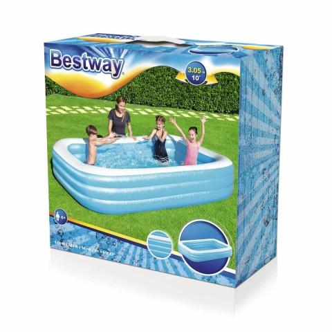 Bestway Dikdörtgen 3 Halka Çocuk Havuzu