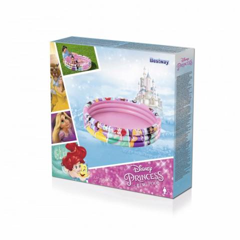 Bestway Princess Havuz + Mini El Pompası 30 Cm Hediyeli