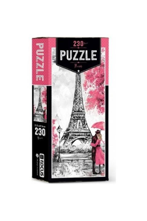Blue Focus 230 Parça Puzzle Paris