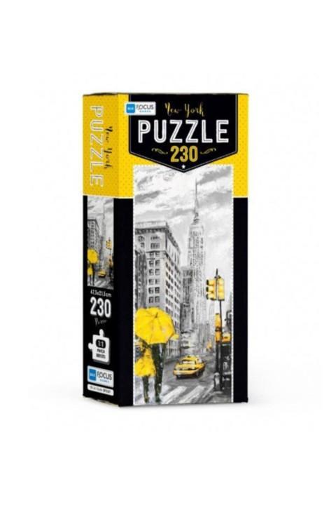 Blue Focus New York 230 Parça Puzzle
