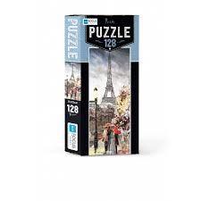 Blue Focus Paris Puzzle 128 Parça