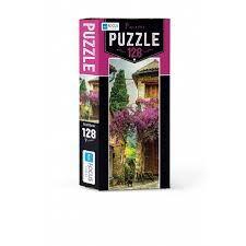 Blue Focus Provence Puzzle 128 Parça
