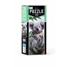 Blue Focus Puzzle Koala 98 Parça