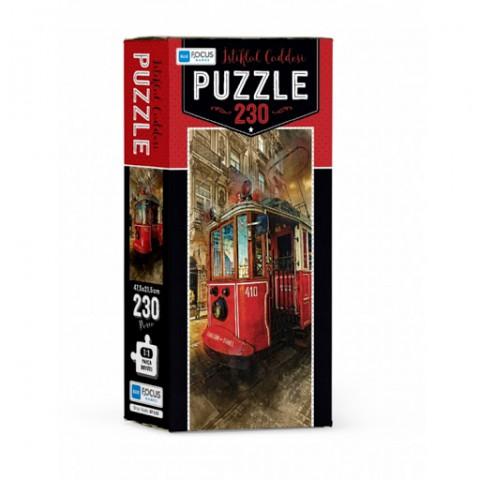 Blue Focus Taksim 230 Parça Puzzle
