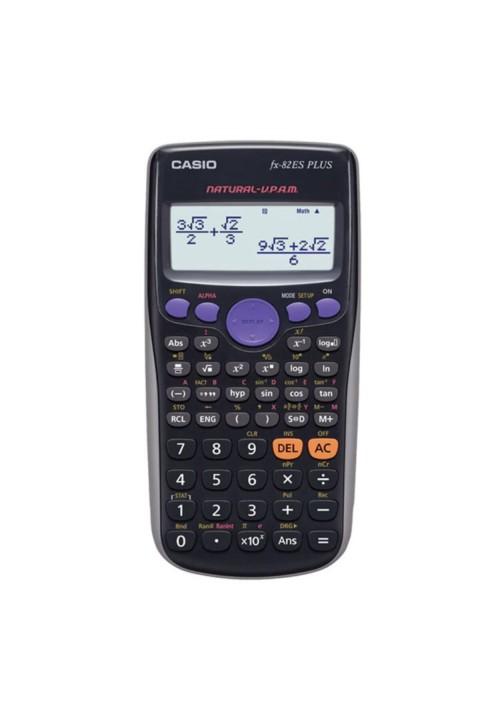 Casio Bilimsel Hesap Makinesi fx, 82ES Plus BK