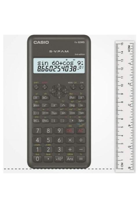 Casio Fx-82ms 2. Versiyon 240 Fonksiyon Bilimsel Hesap Makinesi
