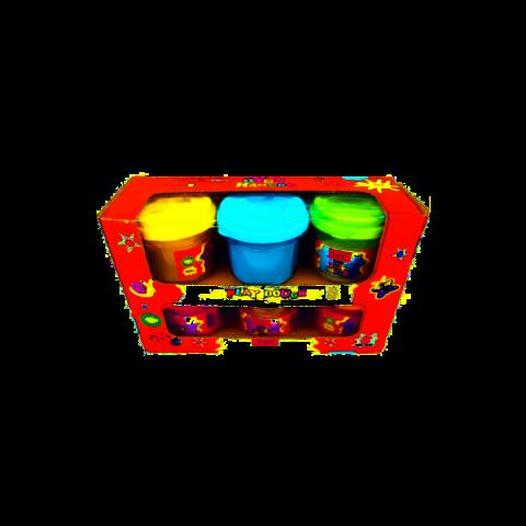 Cassa Kids 6'lı Oyun Hamuru