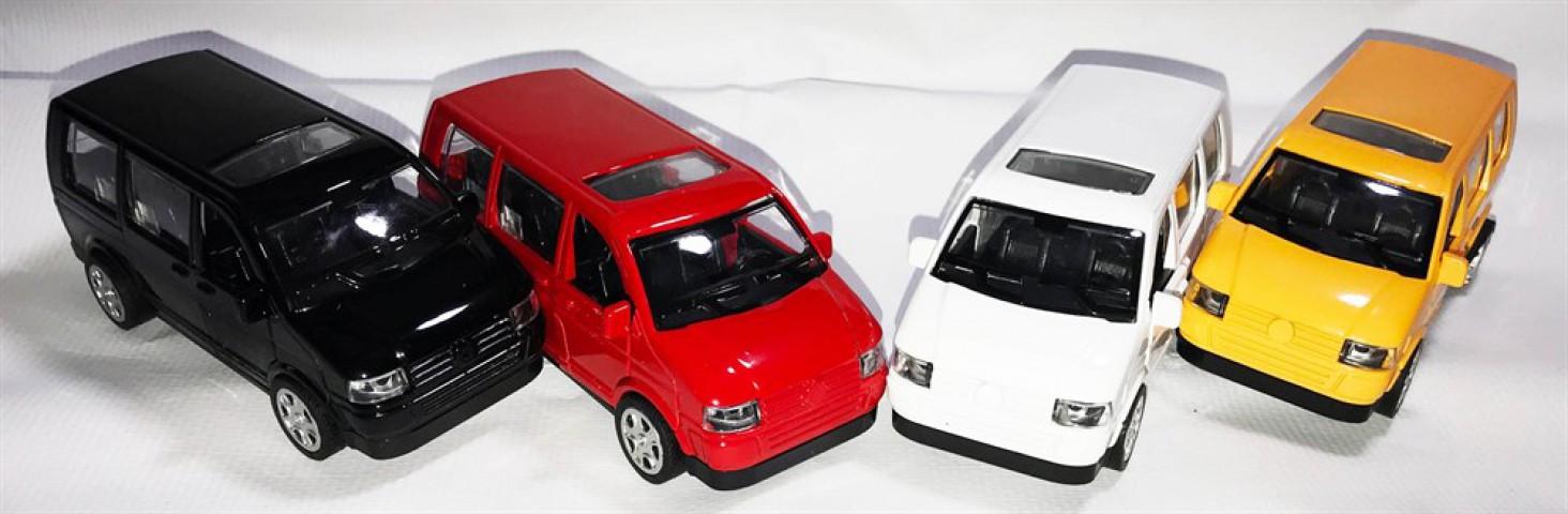 Çek Bırak Minibüs Kırmızı