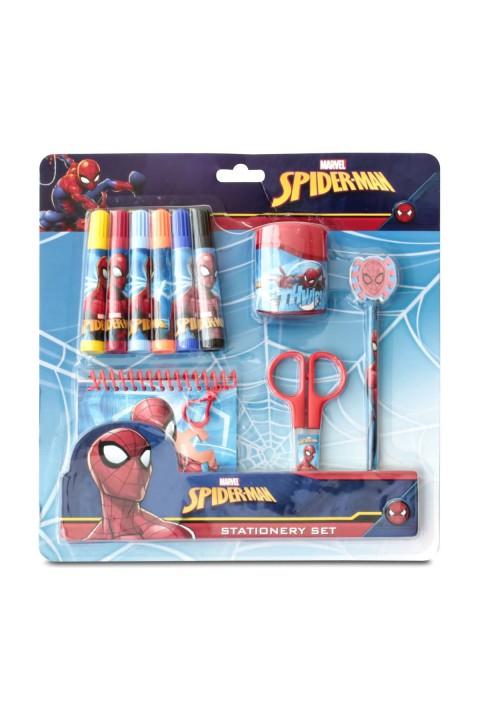 Cem Spider-Man Kırtasiye Seti Lisanslı Set