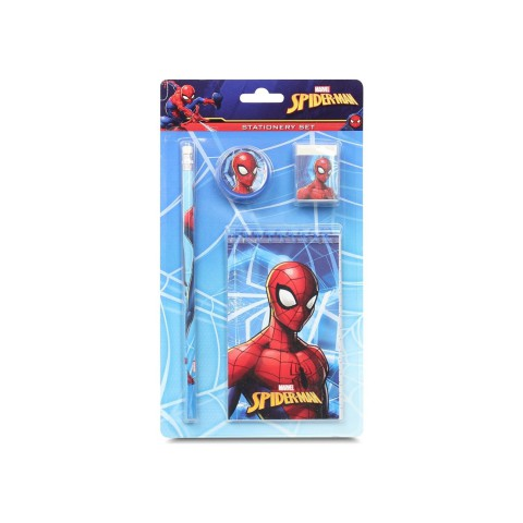 Dolphin Spiderman Sm-06048 Kırtasiye Seti 24/96