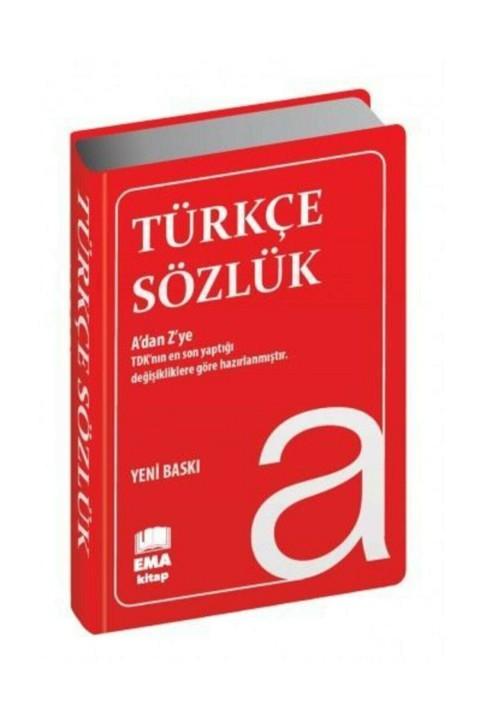 Ema Kitap Türkçe Sözlük