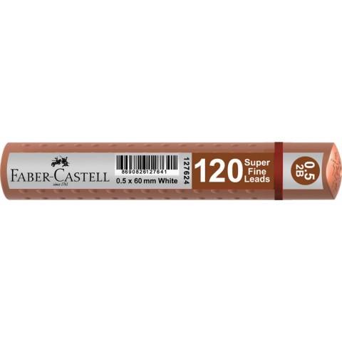 Faber Castell 120'li Kalem Ucu 0.5x60 mm Rose Gold Paket