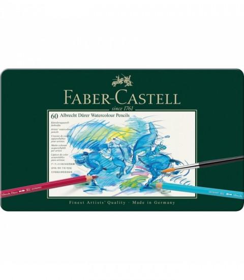 Faber Castell Albrecht Dürer Aquarel 60 Renk Boya Kalemi 117560