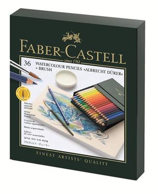 Faber-Castell Albrecht Dürer Aquarell Boya Kalemi 36 Renk Özel Kutu