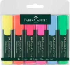 Faber Castell Fosforlu Kalem Karışık 6 Lı Poşet