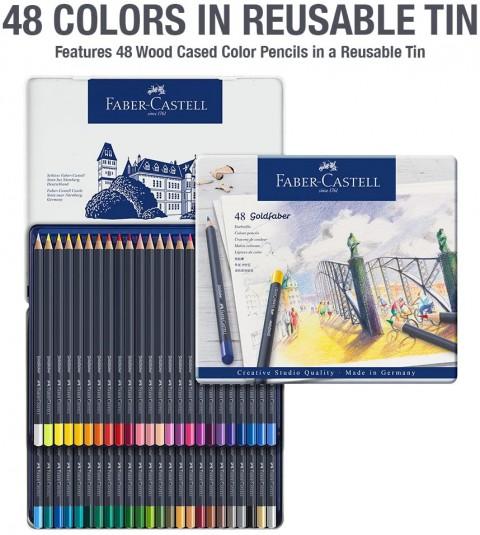 Faber-Castell Goldfaber Boya Kalemi 48 Renk