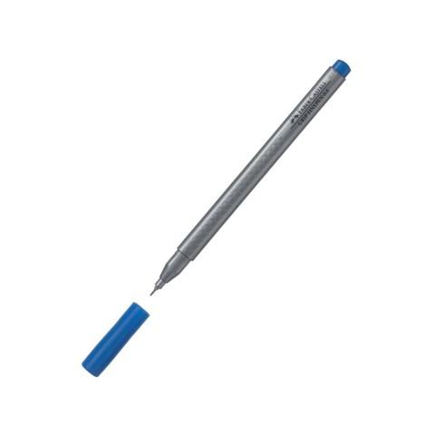 Faber Castell Grip Finepen Koyu Mavi