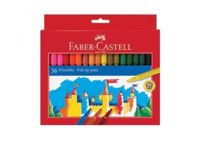 Faber Castell Keçeli Kalem UniColor 36lı