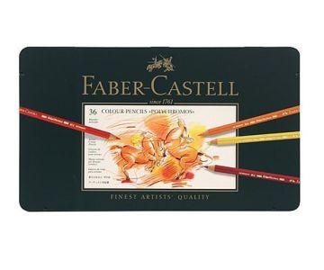 Faber-Castell Polychromos Kuru Boya Kalemi 60lı