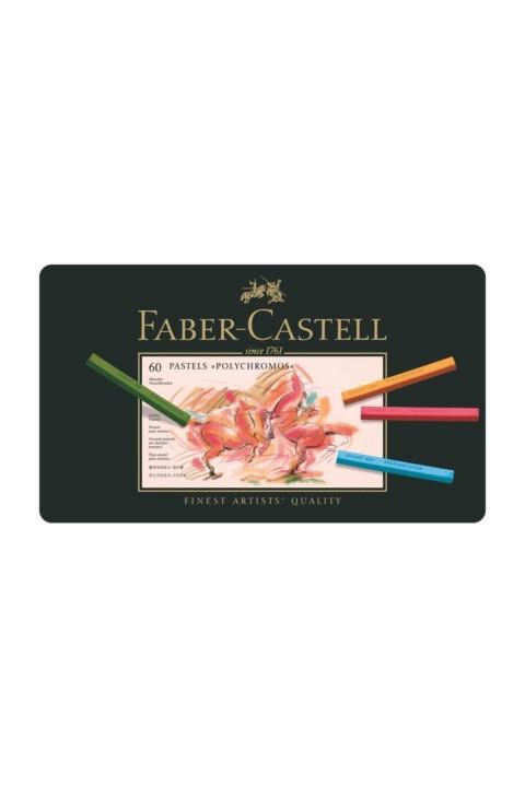 Faber Castell Polychromos Soft Pastel Seti 60 Renk