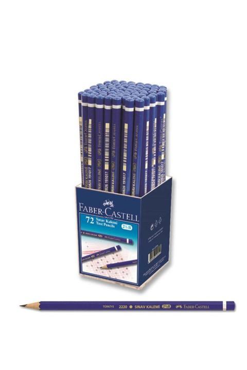 Faber Castell Sınav Kalemi 72'li Paket
