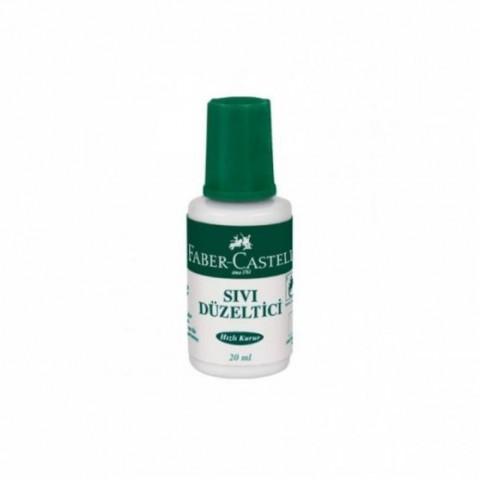 Faber Castell Sıvı Düzeltici 20 ml