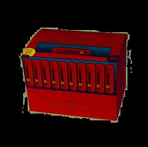 Faber Castell Stick Yapıştırıcı 10 Gram 24 Lü Kutu