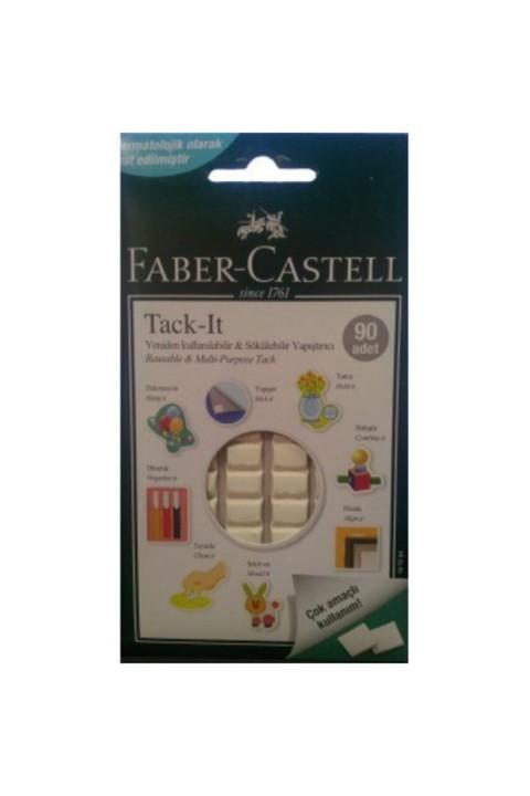 Faber Castell Tack It Patafix 3 Adet