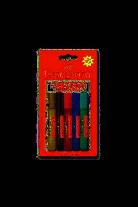 Faber Simli Yapıştırıcı 5 Renk 10.5 ml