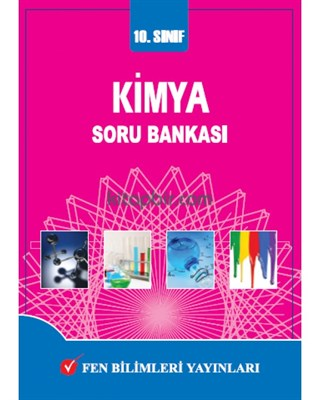 Fen Bilimleri Yayıncılık 10. Sınıf Kimya Soru Bankası