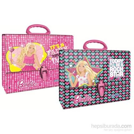Gıpta 5493 Barbie Saplı Çanta 25x35x7 cm
