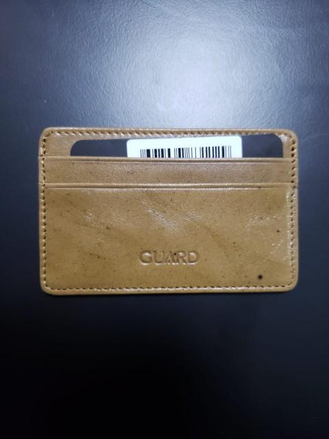 Guard Leather Deri Kartlık Nappa 5150