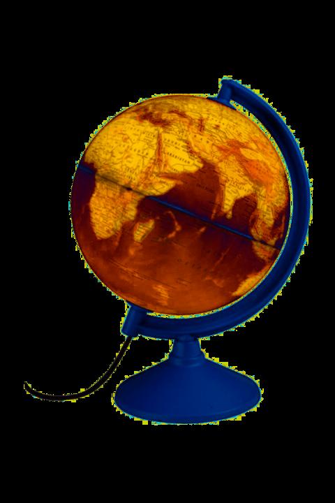 Gürbüz Işıklı Fiziki Küre 26 cm