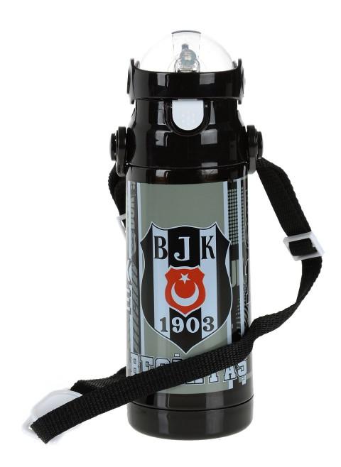 Hakan Çanta Lisanslı Beşiktaş Çelik Suluk - Termos 78757