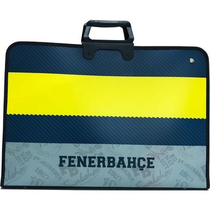 Hakan Çanta Lisanslı Fenerbahçe 38x55 cm Proje Resim Çantası