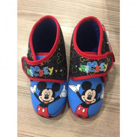 Hakan Çanta Mickey Mouse Erkek Çocuk Panduf