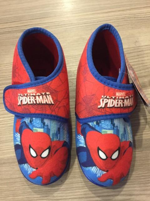 Hakan Çanta Spiderman Erkek Çocuk Panduf