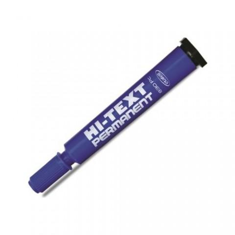 Hi-Text Marker Kesik Uç Mavi 830PCM