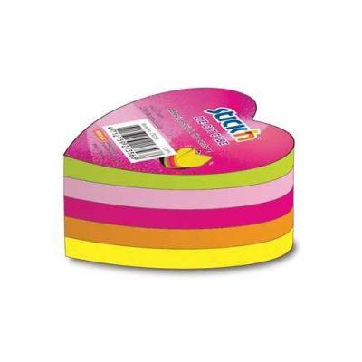 Hopax 21356 Neon Kalp Not Kagıdı 250 Yp.