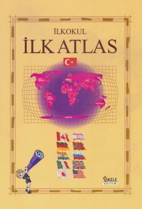 İskele Yayıncılık İlkokul İlk Atlas