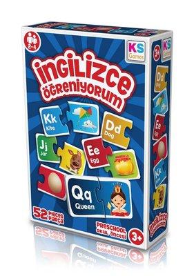 KS Games İngilizce Öğreniyorum
