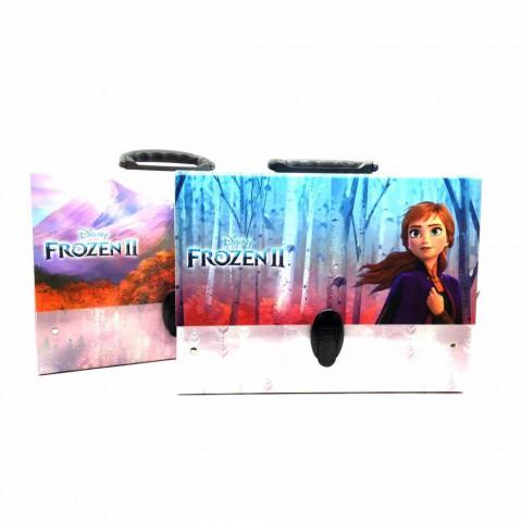 Keskin Color Frozen Saplı Okul Klasörü