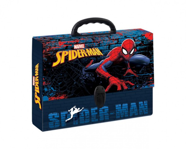 Keskin Color Spiderman Saplı Öğrenci Klasörü