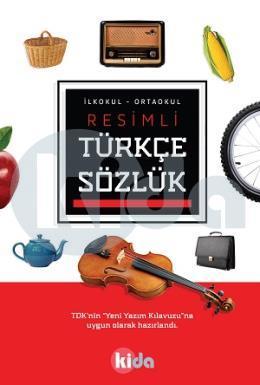 Kida Yayıncılık Resimli Türkçe Sözlük