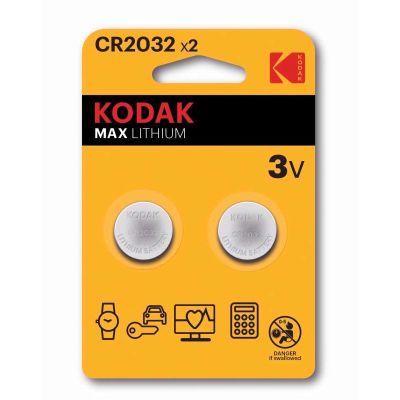 Kodak Cr 2032 Lityum Para Pil 2 Li