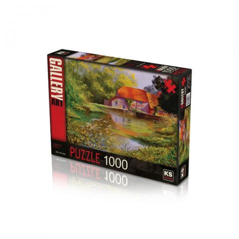 Ks Games 1000 Parça Puzzle Hampshire Milpool 20537